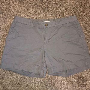 3.5 Gray Old Navy Shorts